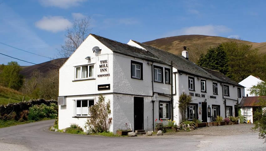 The Mill Inn - Mungrisdale (2 miles away)