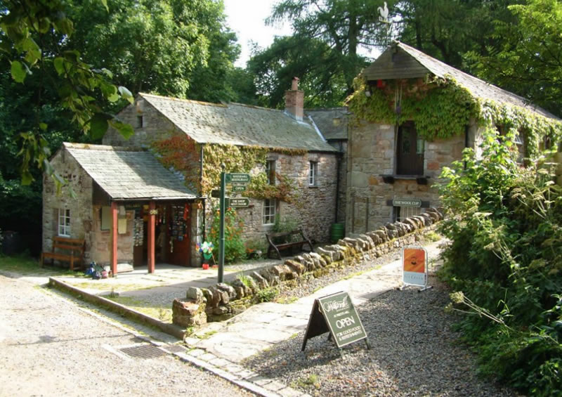 The Watermill Cafe at Priest Mill - Caldbeck (6 miles)