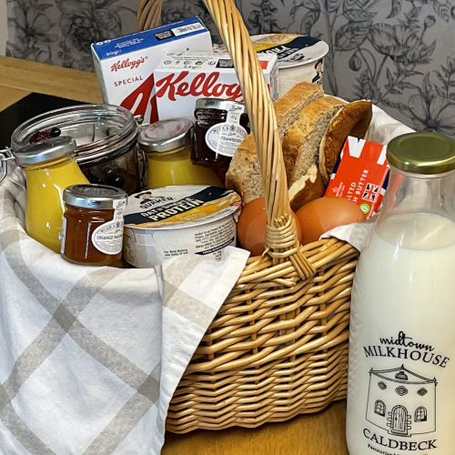 B Breakfast Basket
